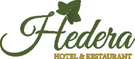 Hedera Hotel & Restaurant Logo